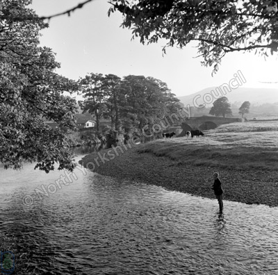 Fishing, River Yore, Hawes
